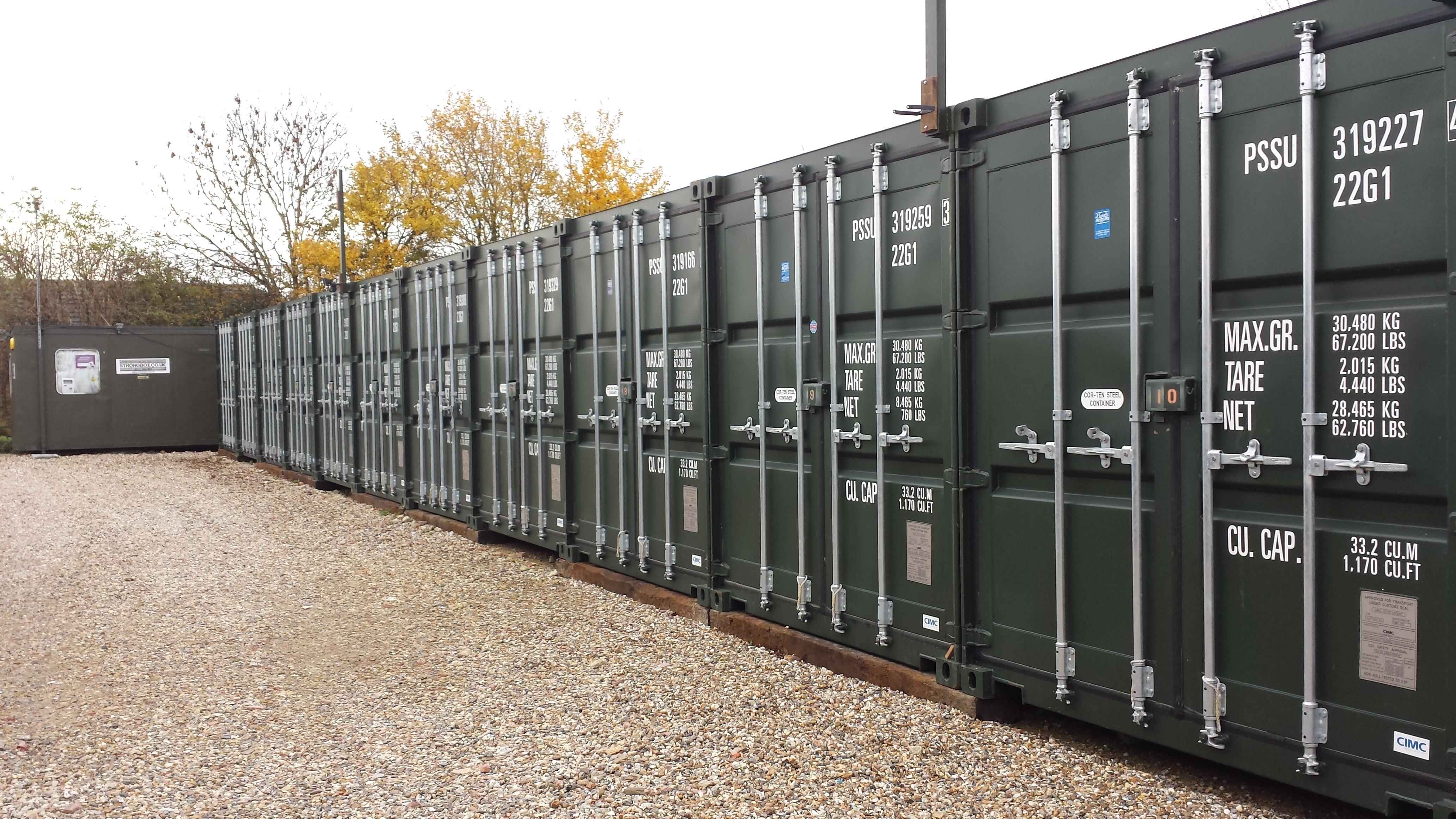 Cheap Self Storage Chichester Bognor Regis Strongbox Storage